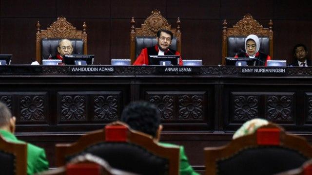 MK Diminta Hapus Pasal Dewan Pengawas karena Ganggu Independensi KPK (4029)
