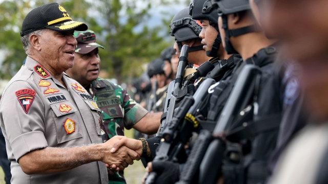 Kapolda Papua: Sepanjang 2020, KKB Intan Jaya Teror 23 Penembakan (120538)