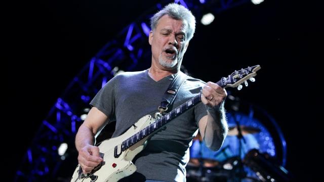 Eddie Van Halen Mengidap Kanker Tenggorokan (439338)