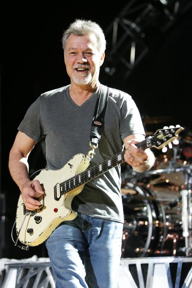 Eddie Van Halen (POTRAIT)