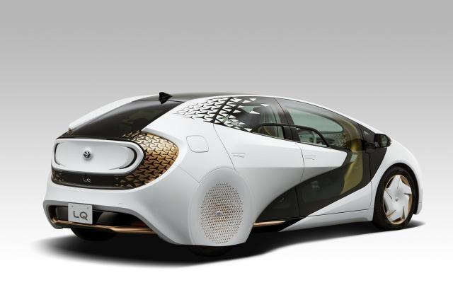 otomotif, Toyota, LQ Concept, industri otomotif, tokyo motor show, TMS