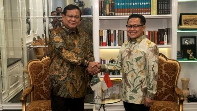 Prabowo Siap Jadi Capres 2024, PKB Lebih Fokus Perjuangkan Cak Imin  (455488)