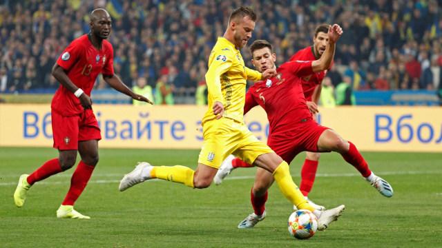 Portugal vs Ukraina