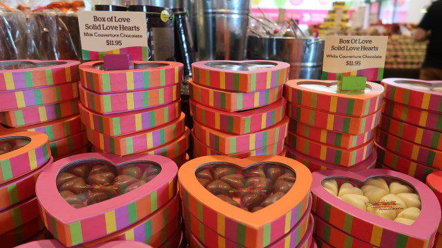 Yarra Valley Chocolaterie & Ice Creamery, Australia