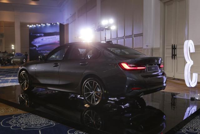 otomotif, BMW, BMW, All New BMW 320i Sport.