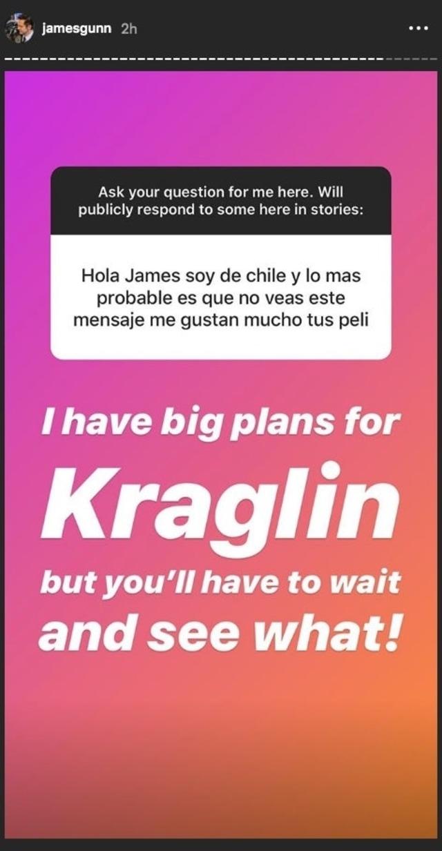 James Gunn Punya Rencana Besar untuk Kraglin di 'GoTG 3' (223083)