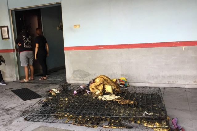 Terlibat Cekcok, Suami di Surabaya Bakar Istri (308553)