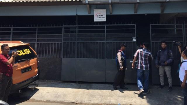 Terlibat Cekcok, Suami di Surabaya Bakar Istri (308552)