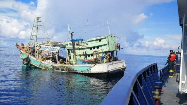 KKP, Kapal, illegal fishing Vietnam dan Malaysia