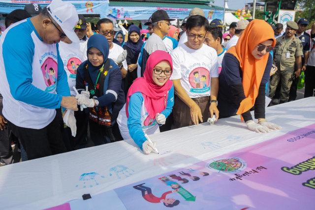 Deklarasikan Geunting, Aceh Komitmen Bebaskan Anak dari Stunting Tahun 2022.jpeg