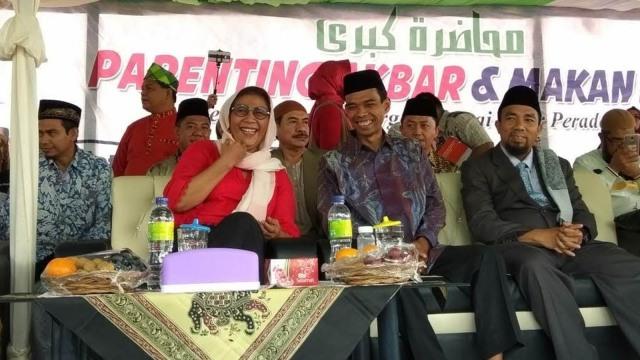 Pengunduran Diri UAS Tak Perlu Melibatkan Menteri Agama (30570)