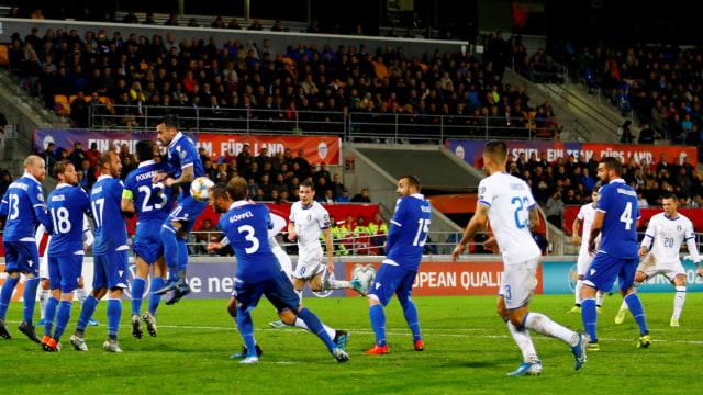 Kualifikasi Piala Eropa: Italia Hantam Liechtenstein 5-0 (237687)