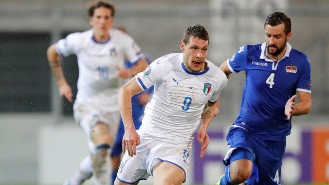 Kualifikasi Piala Eropa: Italia Hantam Liechtenstein 5-0 (237689)