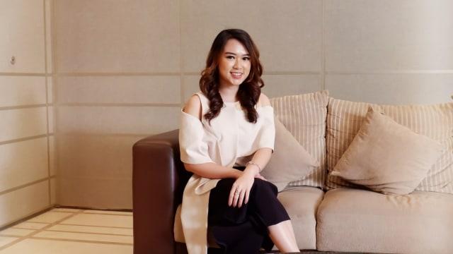 Jennifer Heryanto, COO PT. CMK