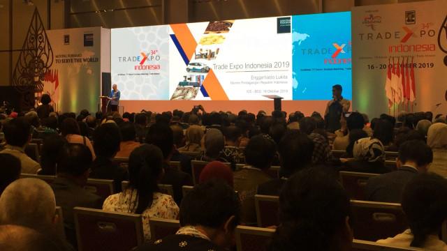 Di Trade Expo Indonesia 2019, Jusuf Kalla Pamit (102719)