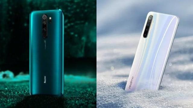 Redmi Note 8 Pro dan Realme XT
