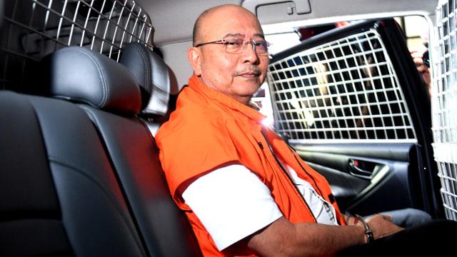 Walkot Medan Nonaktif Dzulmi Eldin Divonis 6 Tahun Penjara (39495)