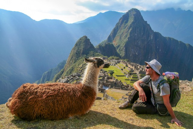 Cerita Turis Jepang yang Jadi Pengunjung Satu-satunya di Machu Picchu (84484)