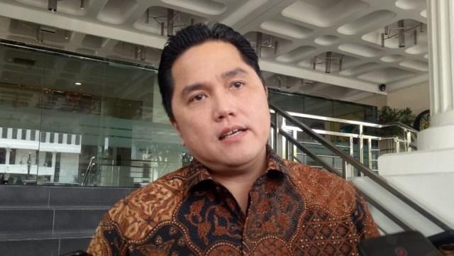 Erick Thohir Tertarik Jabatan di KSP dan KEIN (47436)