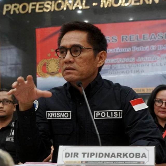 Polri hingga BNN Tetap Tolak Legalisasi Ganja Meski untuk Kepentingan Medis (362392)