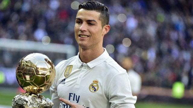 Studi Menyebut Cristiano Ronaldo Tak Grogi di Laga Besar (62038)
