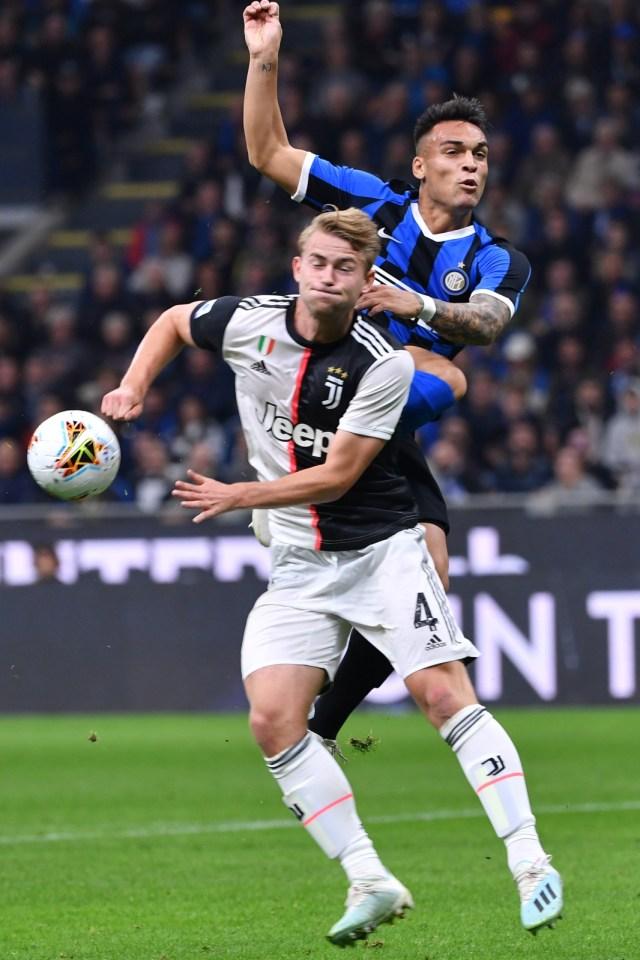 Jadwal Serie A Pekan Ini: Juventus dan Inter Dapat Lawan Mudah (233575)