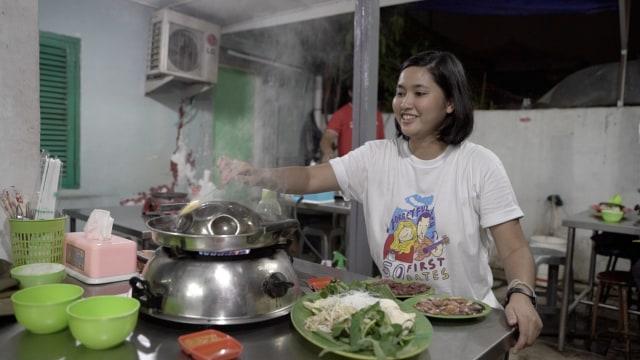 Lipsus, MRT Food Guide, Steamboat, Dukuh Atas