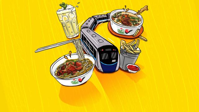 MRT Food Guide (313082)