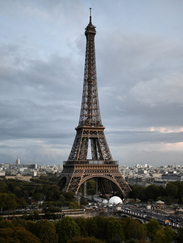 5 Fakta Menarik Menara Eiffel, Awalnya Bukan Untuk Ikon Kota Paris (262917)