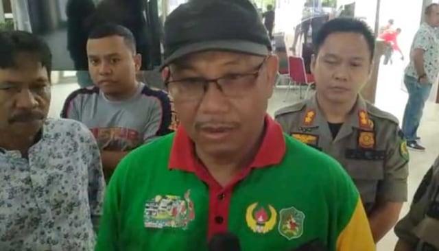 Soal OTT KPK, Akhyar Nasution: Kita Menunggu Keputusan Pengadilan  (114740)