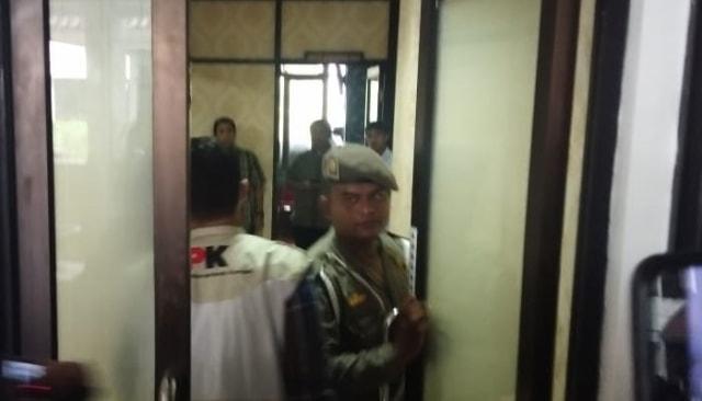 Soal OTT KPK, Akhyar Nasution: Kita Menunggu Keputusan Pengadilan  (114741)