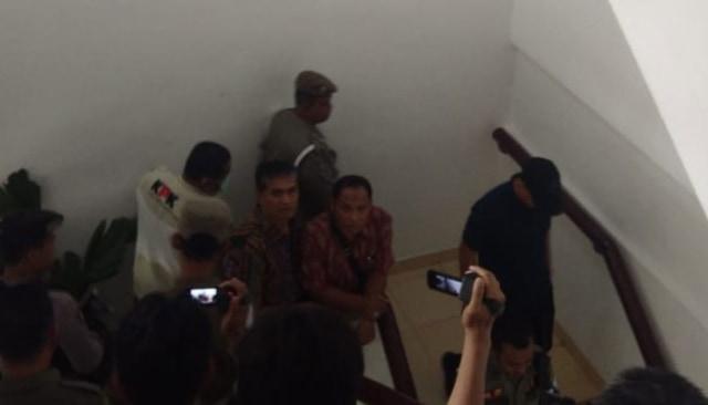 Soal OTT KPK, Akhyar Nasution: Kita Menunggu Keputusan Pengadilan  (114742)