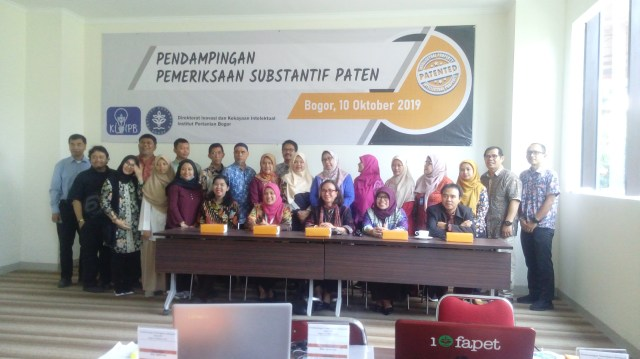 IPB University Lakukan Akselerasi Pemeriksaan Substantif Paten (166899)