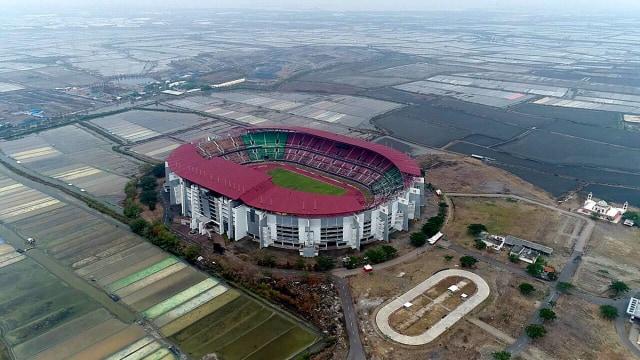 Jelang Piala Dunia U-20, Stadion GBT Masih Bau Sampah? Ini Kata Risma (37670)