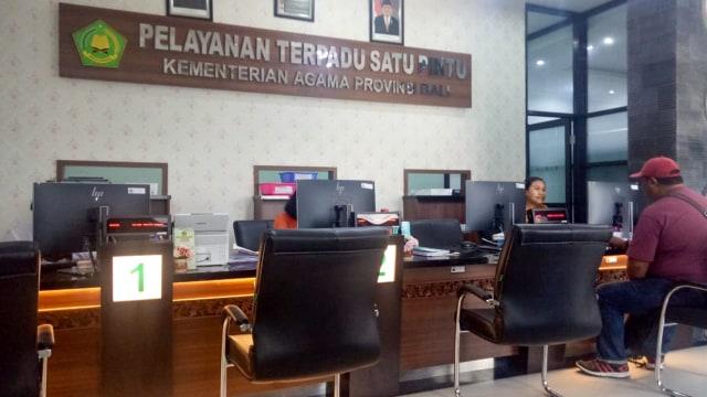 Sistem Belum Siap, Kemenag Bali Layani Daftar Sertifikat Halal Offline (25761)