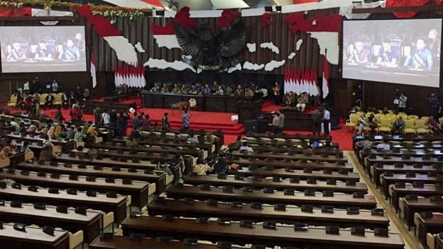 Pimpinan DPD: Mending Amandemen UUD 45, Jabatan Presiden Tak Dibatasi 2 Periode (1264724)