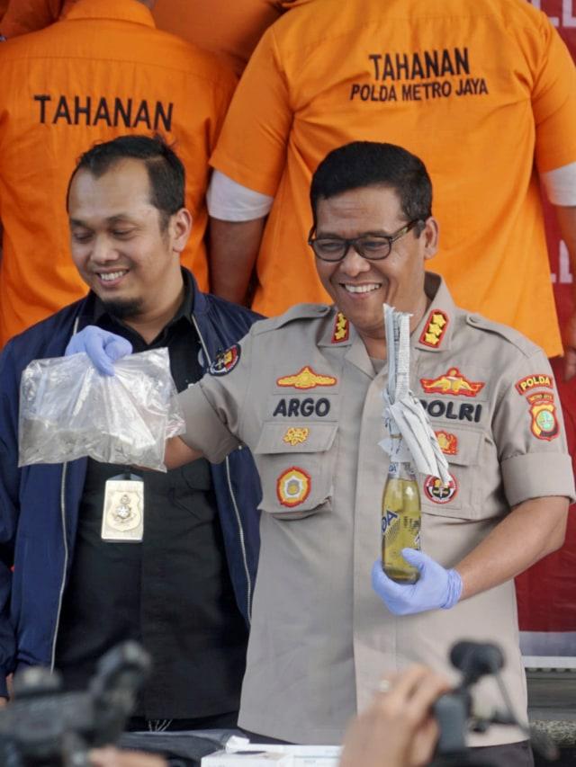 Polisi: Bom Rakitan Abdul Basith untuk Ledakkan Pusat Ekonomi Jakarta (82960)