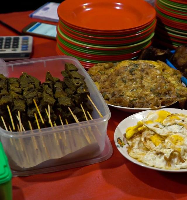 Warung Boma, Makan Pecel Enak Dekat Stasiun MRT Haji Nawi (386827)