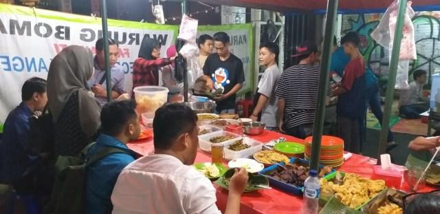 Warung Boma, Makan Pecel Enak Dekat Stasiun MRT Haji Nawi (386824)