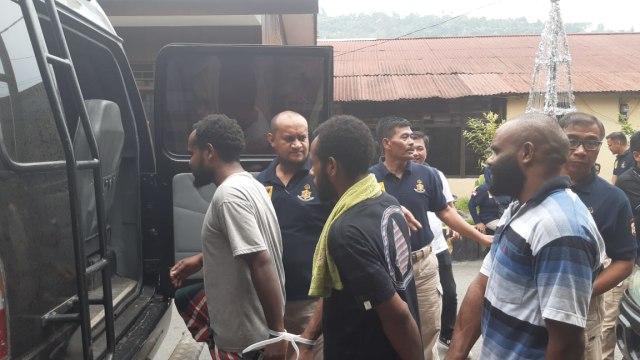 27 Tersangka Rusuh Jayapura  Jalani Persidangan di Papua (238276)