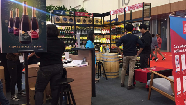 Wine Produksi Bali Ini Sudah Diekspor ke Singapura dan Vietnam (102834)