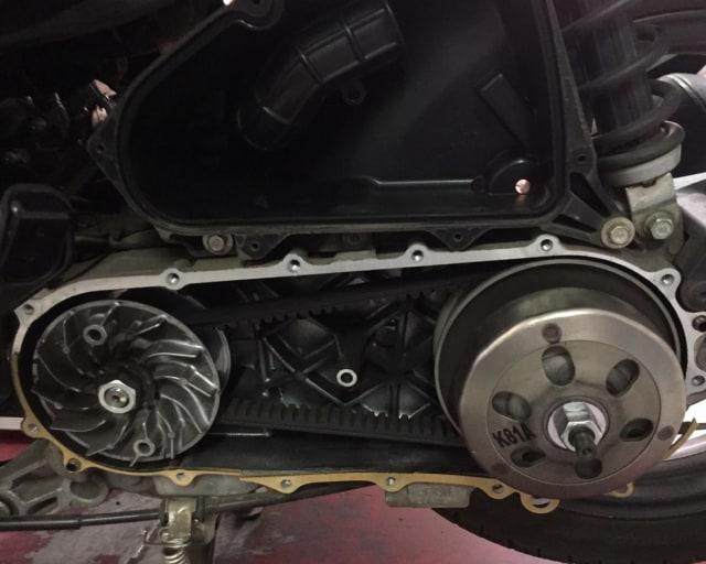 Ini Bahayanya Bila CVT Motor Matik Tak Pernah Diperiksa (84957)