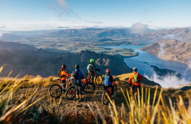 5 aktivitas olahraga seru di Selandia Baru