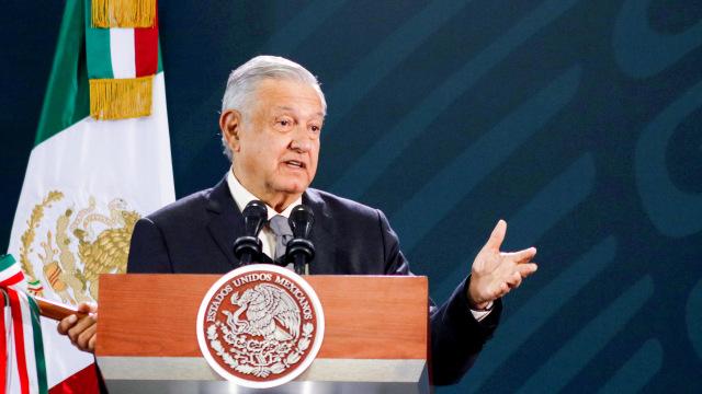 Respons Video Militer Kartel Narkotika, Presiden Meksiko Ogah Perang  (504936)