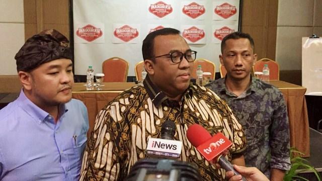 Presiden KSPSI Temui Sejumlah Menteri di Istana, Minta Satgas THR Dibentuk (90873)