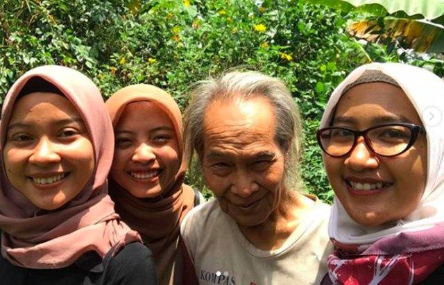Bambang Sriyono, di Masa Pensiun Jatuh Cinta dengan Pohon  (182061)