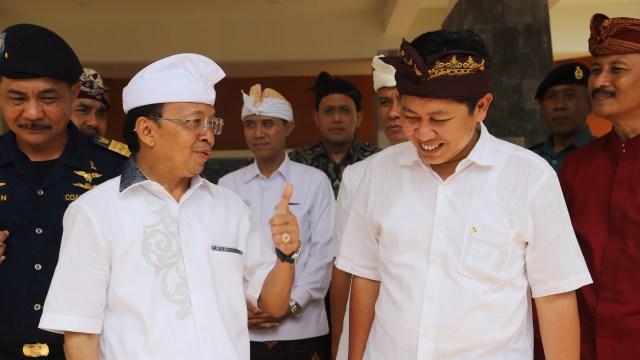 kapal Explorer Dream, Bali, Gubernur Bali Wayan Koster
