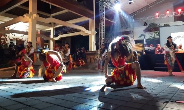 Sardulo Mbalelo, Komunitas Pelestari Reog Ponorogo di Pulau Bali (72673)