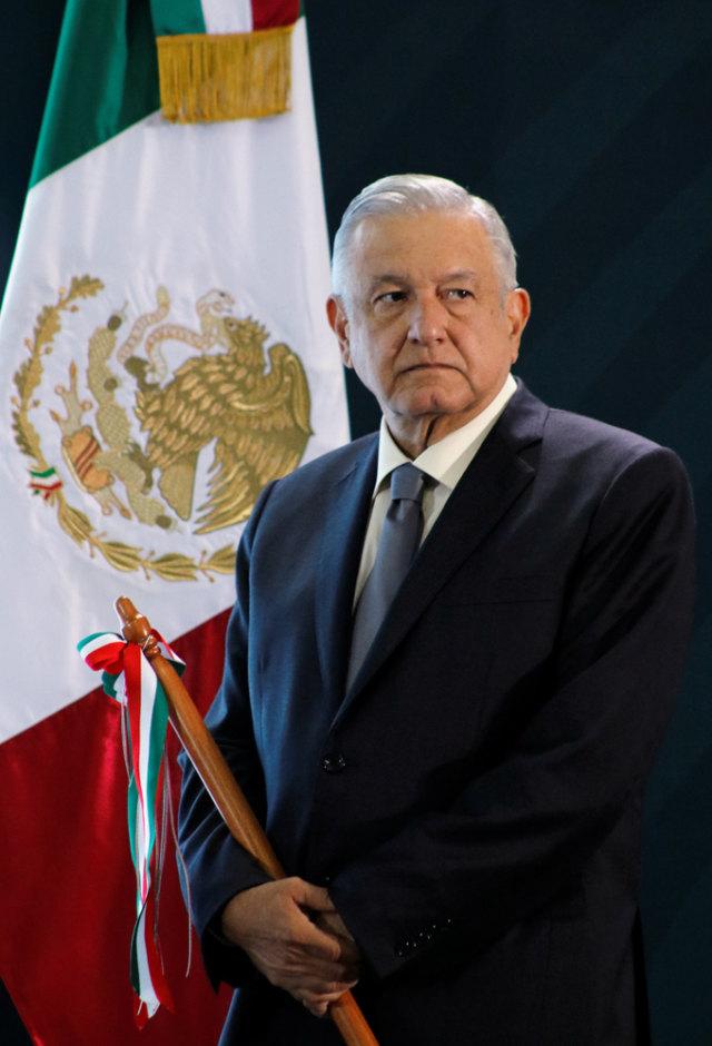 Respons Video Militer Kartel Narkotika, Presiden Meksiko Ogah Perang  (504935)