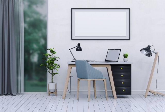 Tips Dekor: Cara Tepat Memilih Meja Kerja untuk di Rumah  (924738)